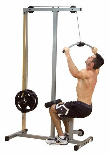 Body Solid PLM180X Powerline Lat Machine