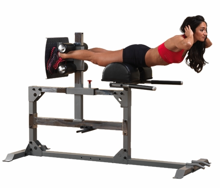 Body Solid SGH500 Glute / Ham Developer