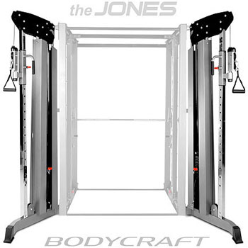 BodyCraft Jones Functional Trainer  Attachment*