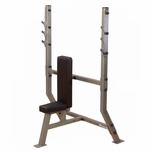 Body Solid SPB368G Pro Club Shoulder Press Olympic Bench