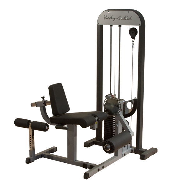 Body Solid GCEC-STK Leg Extension / Leg Curl Machine