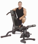 Body Solid FID46 PowerLift FID Bench