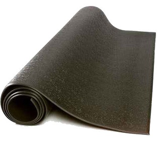 SuperMats Bike & Stepper Mat - 3' x 4'