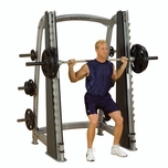 Body Solid SCB1000 Pro Clubline Counter-Balanced Smith Machine