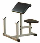 Body Solid PPB32X Powerline Preacher Curl Bench