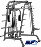 E-7622 E Series Smith Machine / Half Cage Home Gym