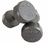 VTX 12 Sided Pro Dumbbell Sets