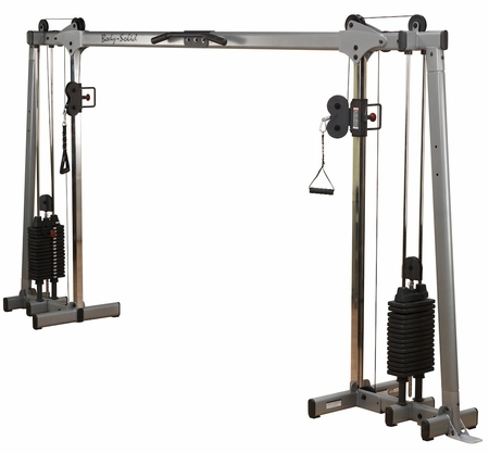 Body Solid GDCC250 Deluxe Cable Crossover