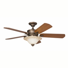 300002OLZ Kichler Decorative 52 Inch Humboldt Fan (SPECIAL PRICING!)