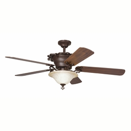 300006CZ Kichler Decorative 54 Inch Wilton Fan