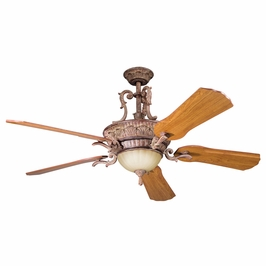 300008APC Kichler Decorative 60 Inch Kimberley Fan