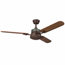 300009OZ Kichler Decorative 52 Inch Structures Fan