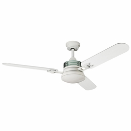 300009SNW Kichler Decorative 52 Inch Structures Fan (DISCONTINUED ITEM!)