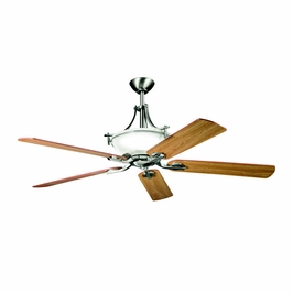 300011AP Kichler Decorative 60 Inch Olympia Fan