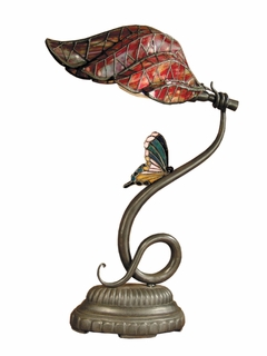 TT101130 Dale Tiffany Lighting Butterfly Lamp