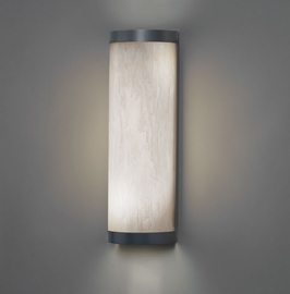 9131L18 Ultralights Lighting Classics 18-Inch Curved Wall Sconce