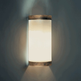 9131L30 Ultralights Lighting Classics 30-Inch Curved Wall Sconce