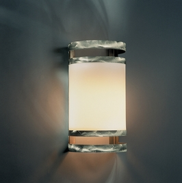 9132 Ultralights Lighting Classics 14-Inch Cylinder Wall Sconce