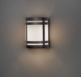 9133L10 Ultralights Lighting Classics 10-Inch Wall Sconce