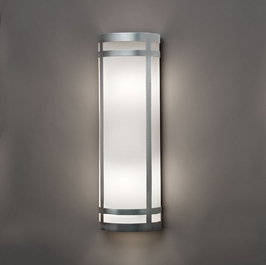9133L24 Ultralights Lighting Classics 24-Inch Wall Sconce