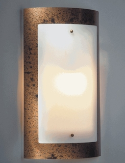 9318L30 Ultralights Lighting Luz Azul 30-Inch Wall Sconce