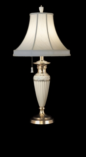 LX6460H Quoizel Lighting Lenox Table Lamp Light