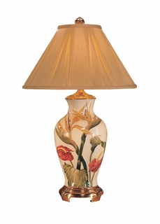 5808 Wildwood Lamps Bird of Paradise Lamp