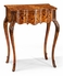 492776 Jonathan Charles Special Order Small Marquetry Side Table