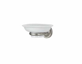 BA1507PW Murray Feiss Signature Soap Dish in Pewter Finish