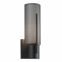 1711.32PF Sonneman Architectural Oberon Slim Sconce in Black Bronze Finish