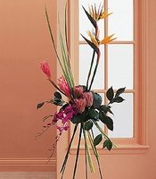 Tropical Arrangements - For The Service & The Home