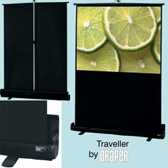 Draper Traveller Portable Projection Screen