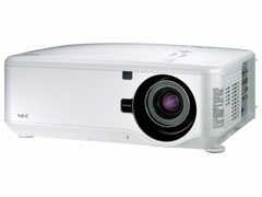 NEC NP4100W-06FL DLP Projector - NP06FL (.77:1) Lens Included