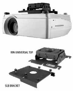 Chief RPA Series Projector Mounts