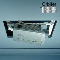 Draper Orbiter Motorized Projector Lift