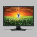 "NEC 24"" Widescreen Professional Graphics Desktop Monitor w/ SpectraViewII - P241W-BK-SV"