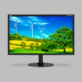 "NEC 23"" Widescreen Ultra Slim Desktop Monitor - EX231W-BK"