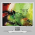 "NEC 20"" Color-Critical Desktop Monitor (white) - LCD2090UXI-1"