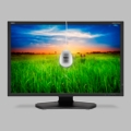 "NEC 30"" Widescreen Color-Critical Desktop Monitor w/ SpectraViewII - PA301W-BK-SV"