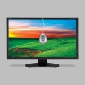 "NEC 23"" Widescreen Color-Critical Desktop Monitor w/ SpectraViewII - PA231W-BK-SV"