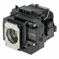 Epson S9, PowerLite X9, PowerLite 1220, PowerLite 1260, EX2200, EX3200, EX5200, EX7200, VS200 Projector Replacement Lamp - V13H010L58