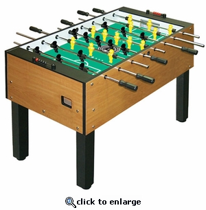Tournament Soccer Classic Foosball Table - Discontinued
