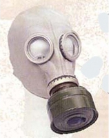 GAS MASK W/ CANISTER