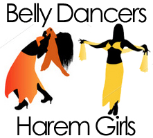 Belly Dancers, Harem Girls &  Sheiks