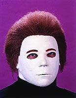 Michael Myers Adult Mask with Hair - NOT AVAILABLE