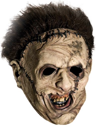 LEATHERFACE Costume Mask