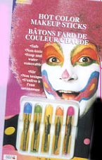 Hot Color Sticks