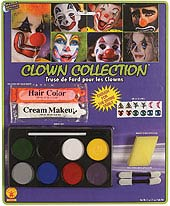 Clown Collection 8 color