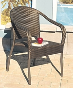 """""""All Weather"""" Stacking Chairs Click for Details"""