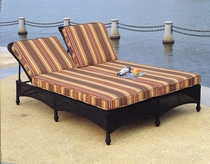 Coral Bay Adjustable  Double Chaise (MF)